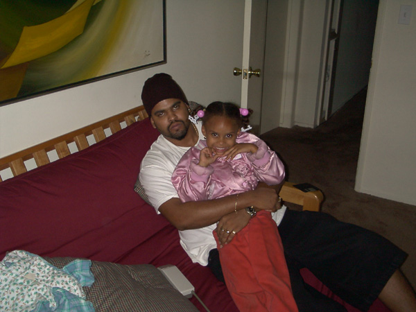 Q-BONE AND DADDY'S LITTLE LADY