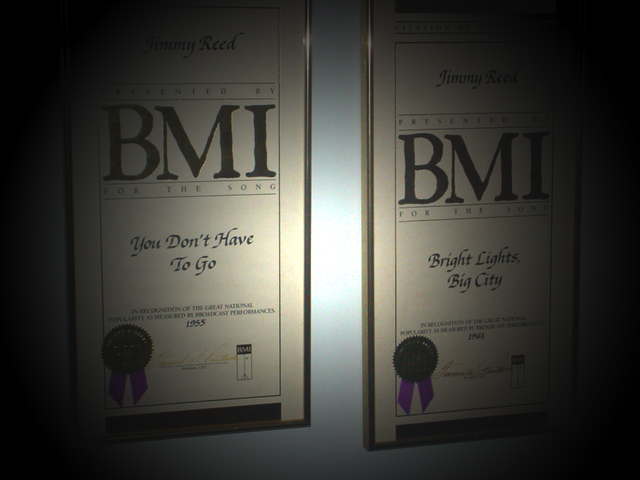 BMI AWARDS!!!